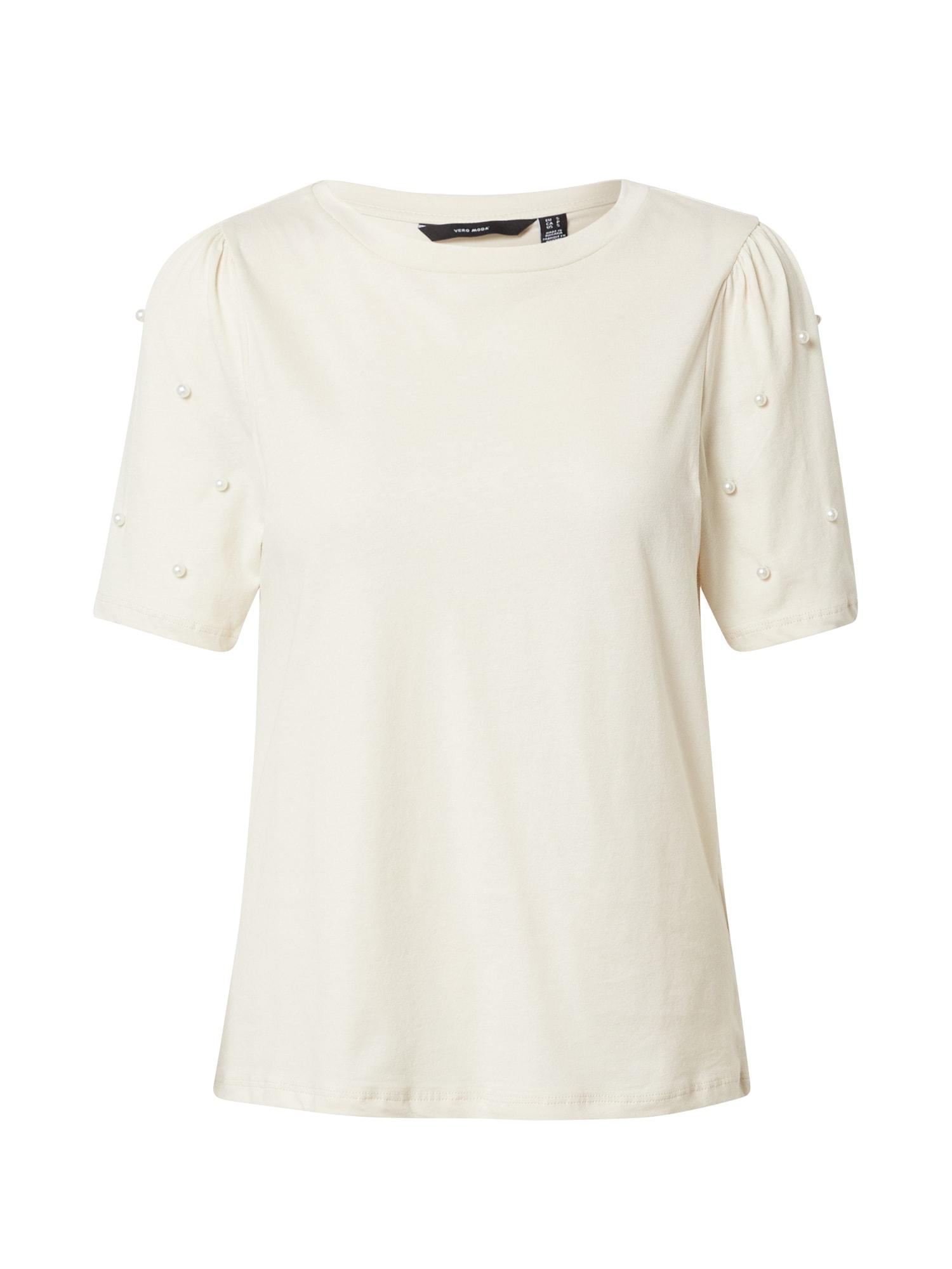 VERO MODA Tričko 'CELIA'  bílá