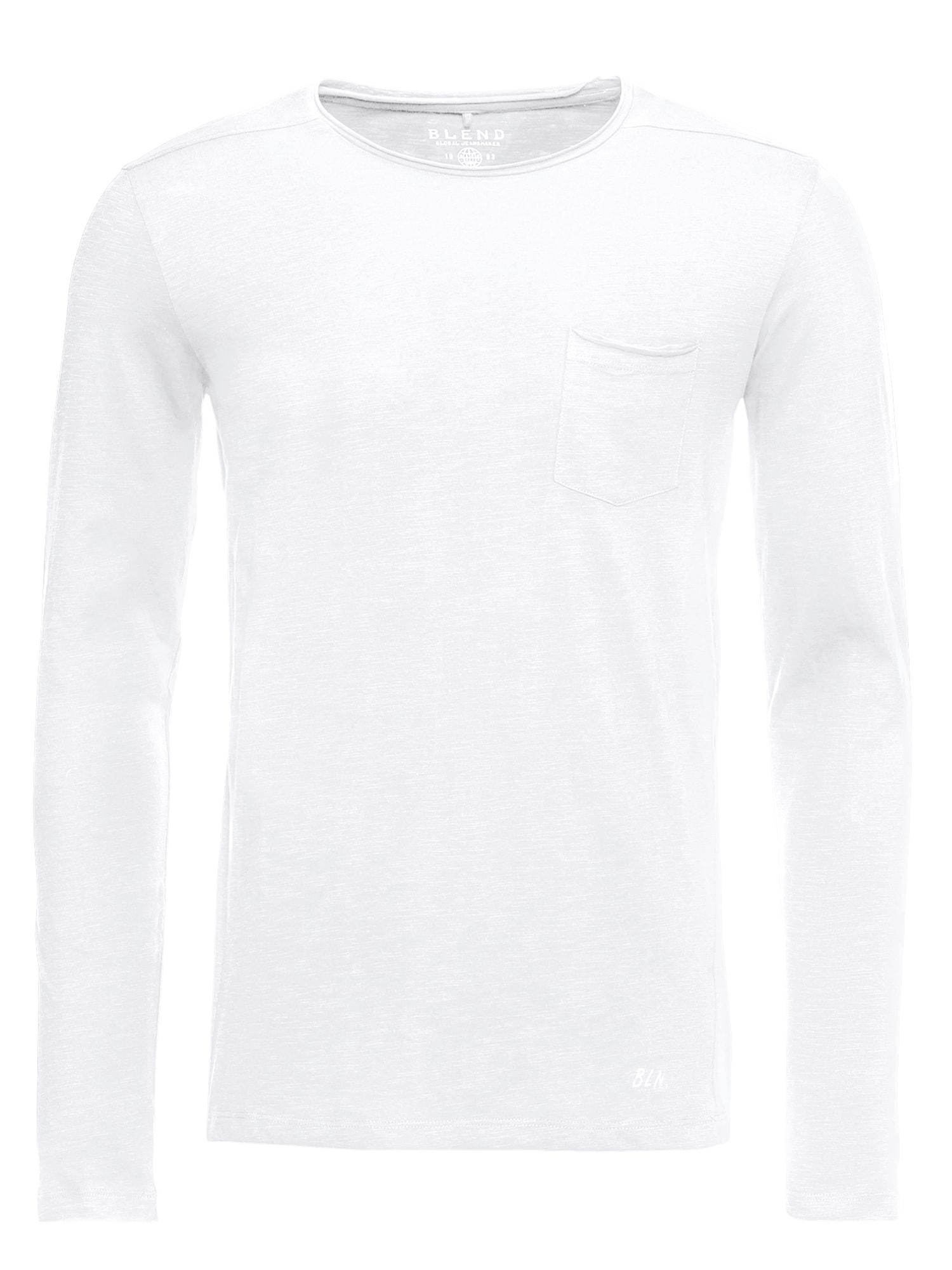 BLEND Marškinėliai balta