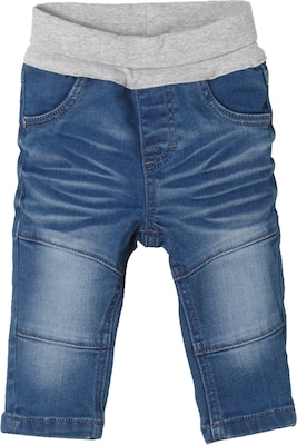 S.Oliver Junior Stretchige Jeans im Used-Look