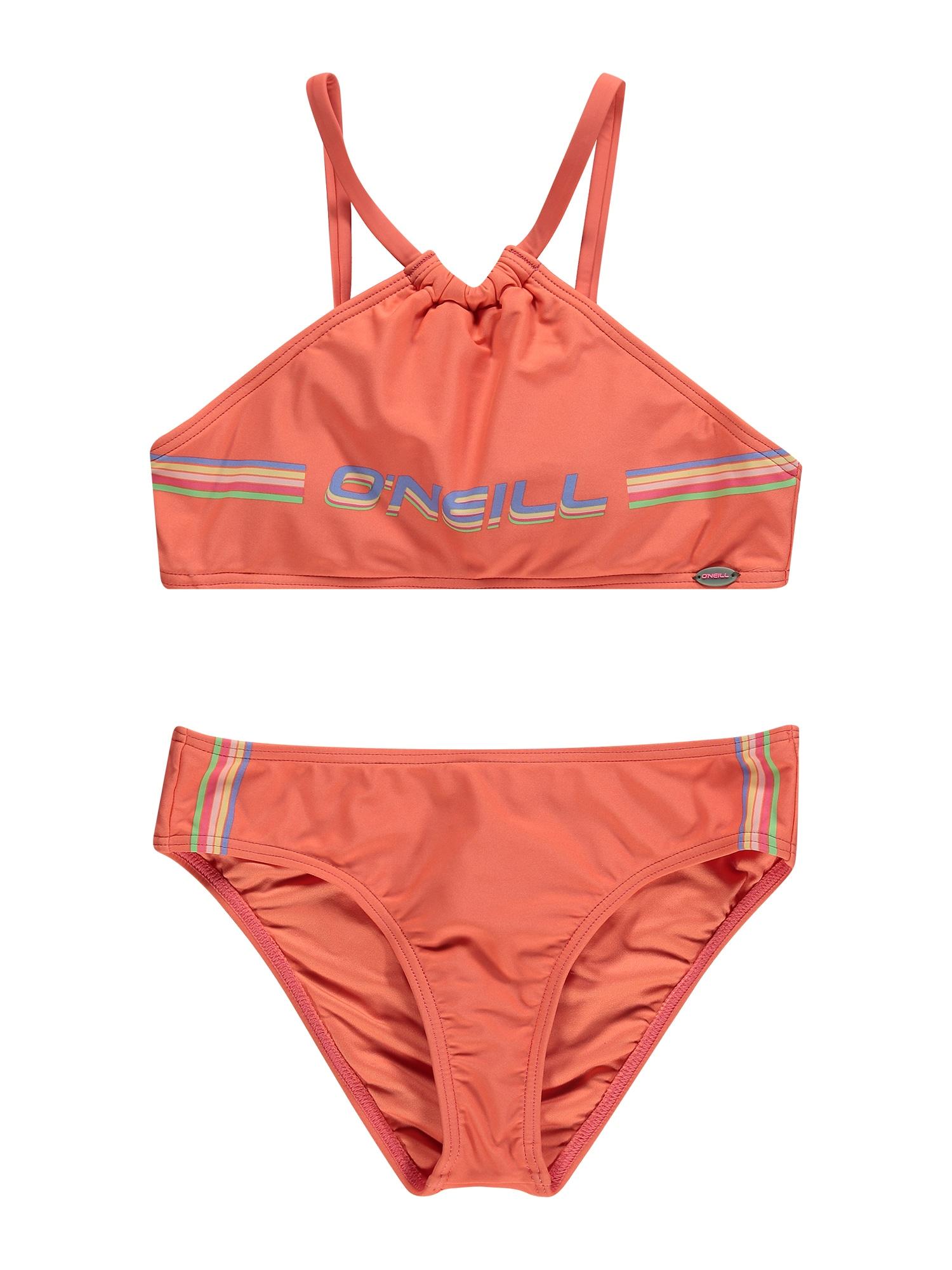 O'NEILL Bikinis 'CALI HOLIDAY' mandarinų spalva