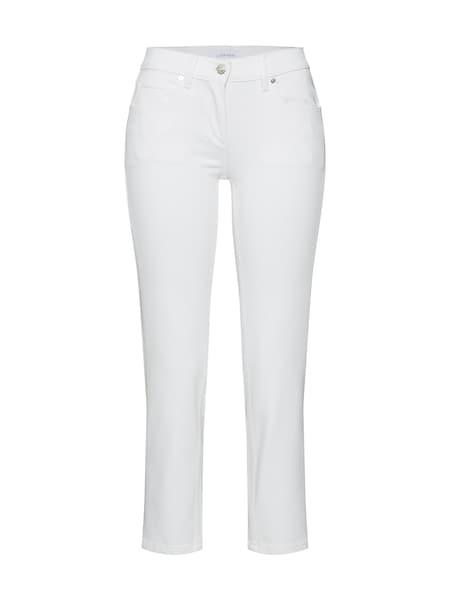 Hosen für Frauen - Calvin Klein Jeans weiß  - Onlineshop ABOUT YOU
