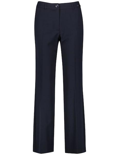 Hosen für Frauen - Hose › TAIFUN › navy  - Onlineshop ABOUT YOU