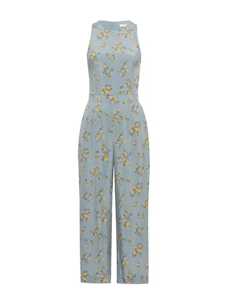 Hosen - Overall 'Printed Jumpsuit' › IVY OAK › pastellblau gelb  - Onlineshop ABOUT YOU