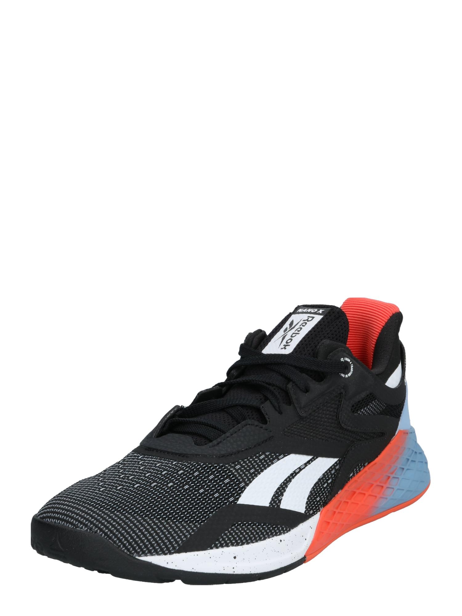 REEBOK Bėgimo batai 'Nano X' juoda