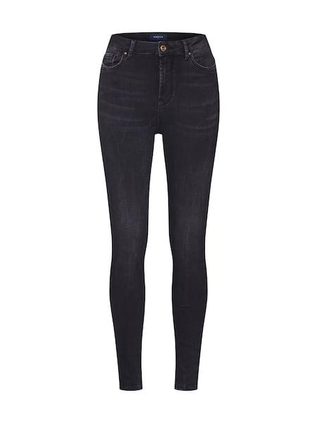 Hosen - Jeans 'HONOR SKN' › PIECES › black denim  - Onlineshop ABOUT YOU