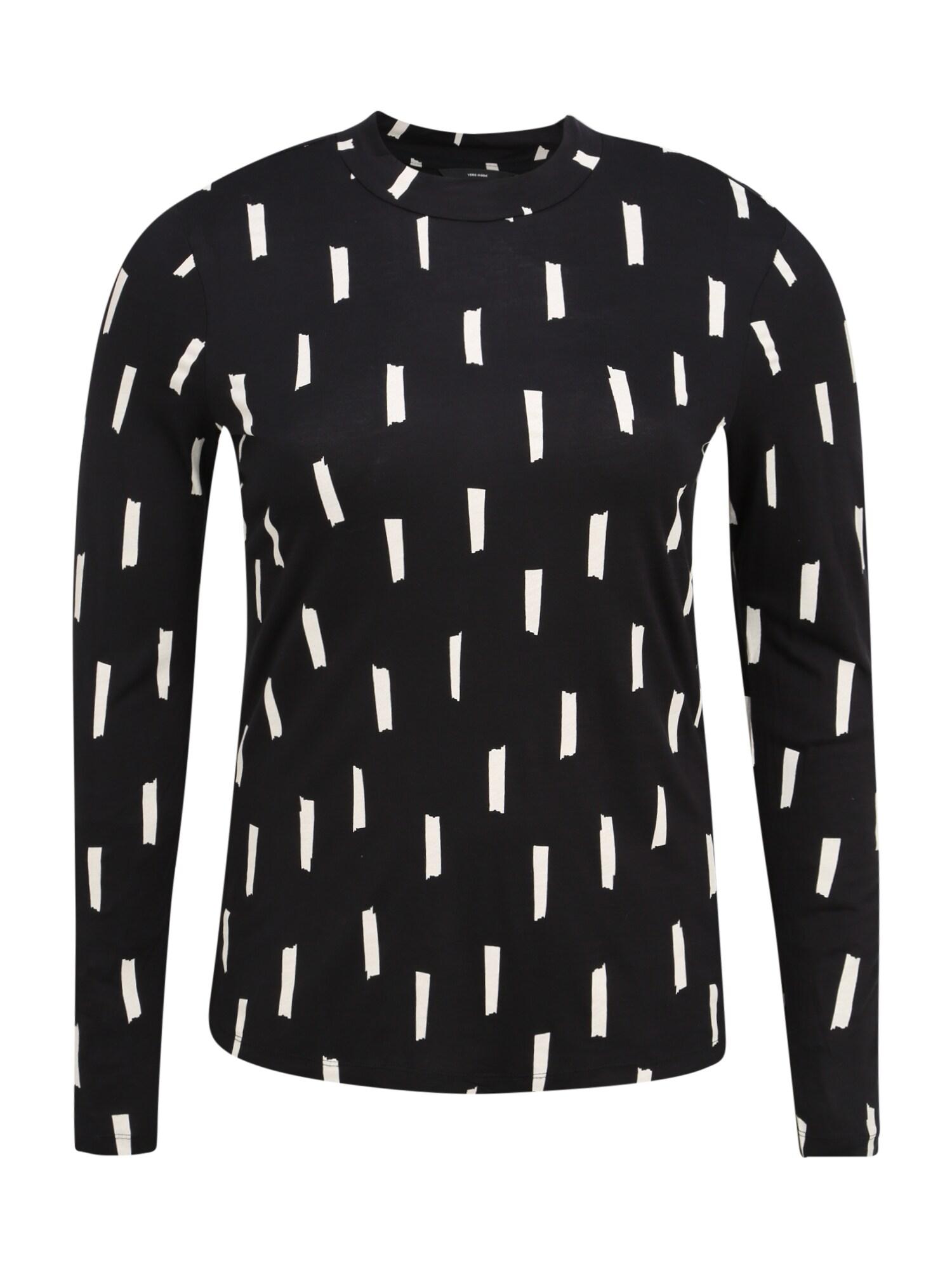 Vero Moda Curve Marškinėliai 'VMKIKI' juoda