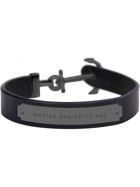 Armbaender - Armband 'Signum Collection' › Paul Hewitt › schwarz  - Onlineshop ABOUT YOU