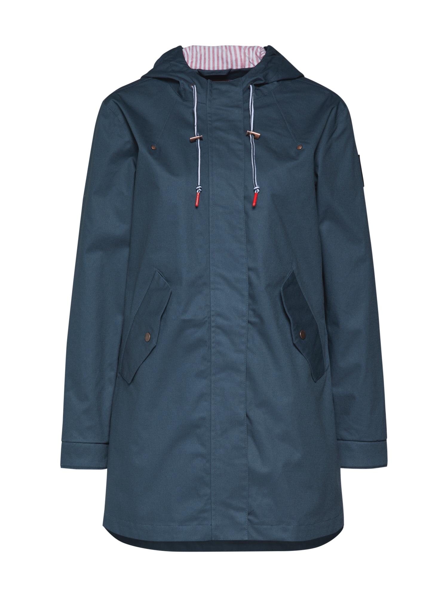 Derbe Rudeninis-žieminis paltas 'Summer VILLE' tamsiai mėlyna