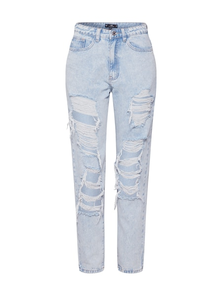 Hosen - Jeans › Missguided › blue denim  - Onlineshop ABOUT YOU
