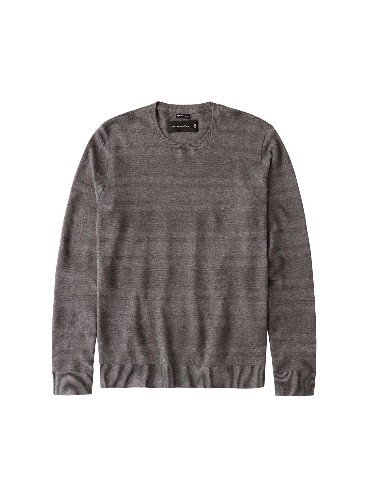 Abercrombie & Fitch Megztinis pilka