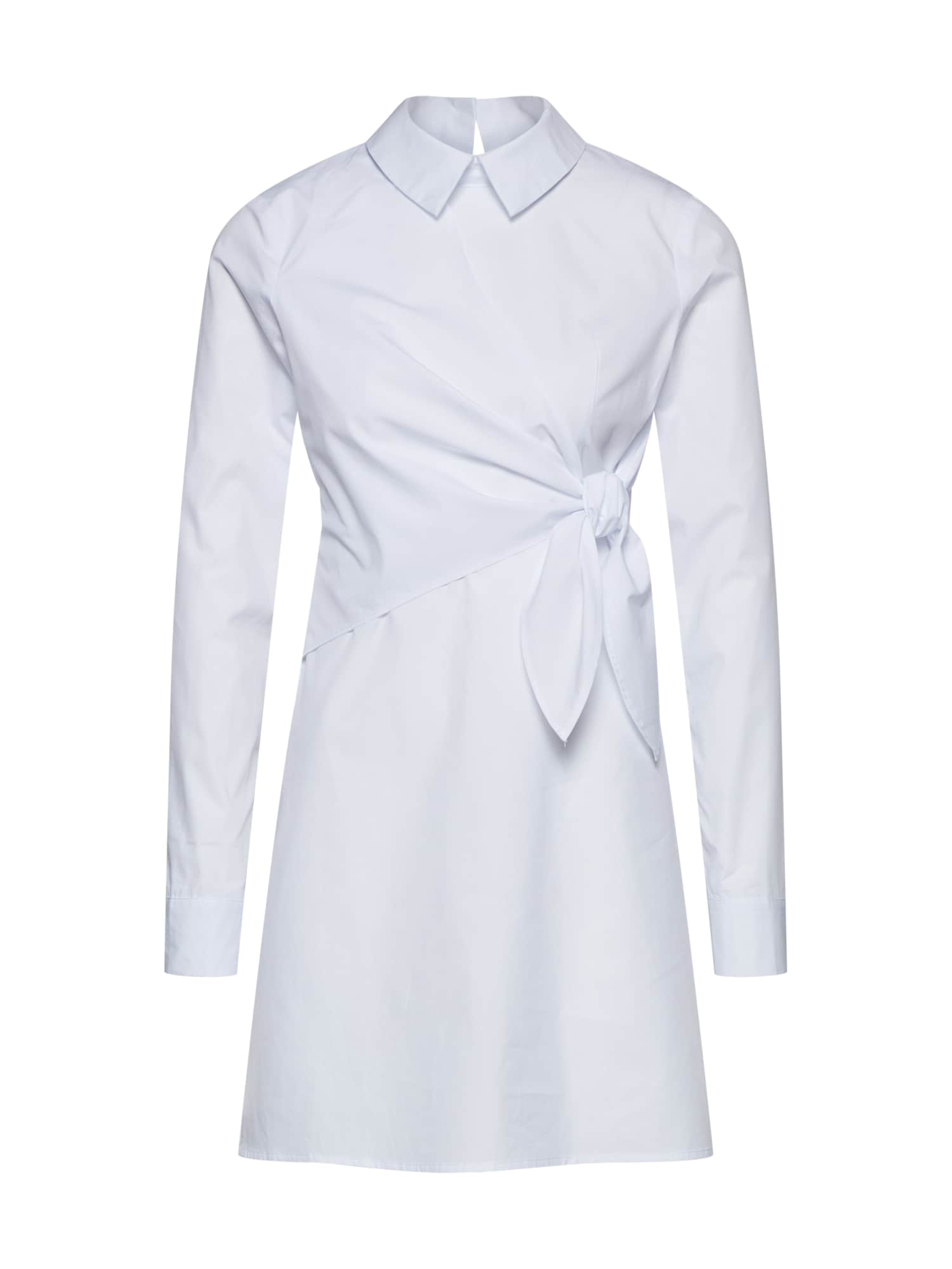 Košilové šaty GERDA bílá Fashion Union