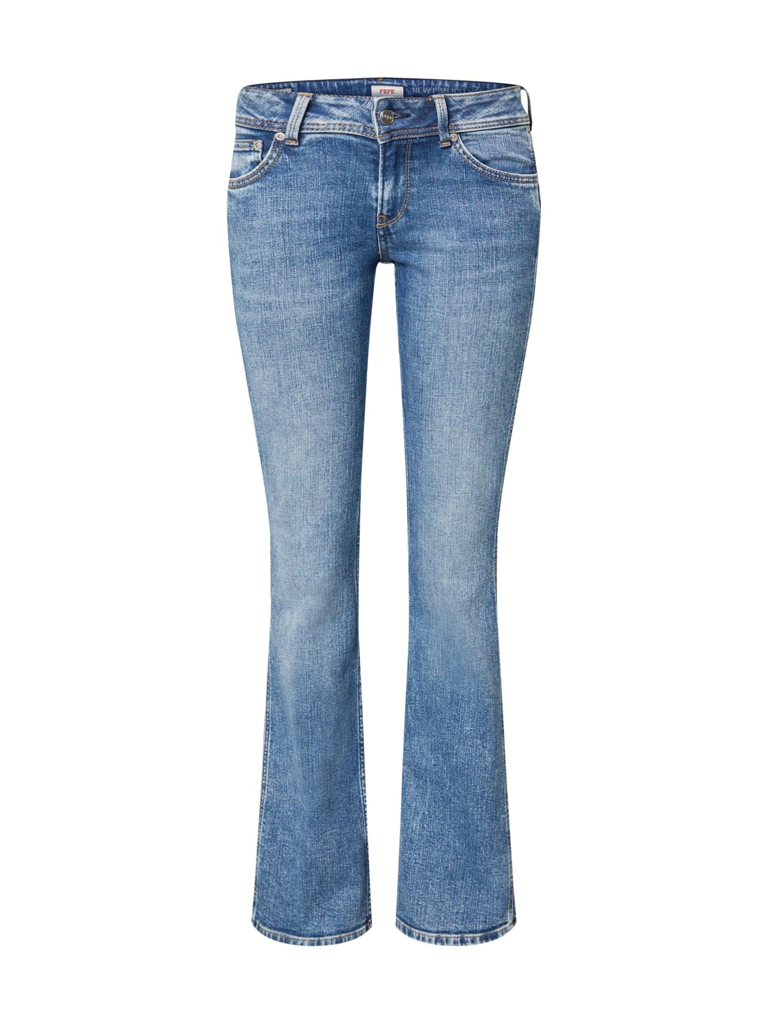 Pepe Jeans Džínsy 'New Pimlico'  modrá denim