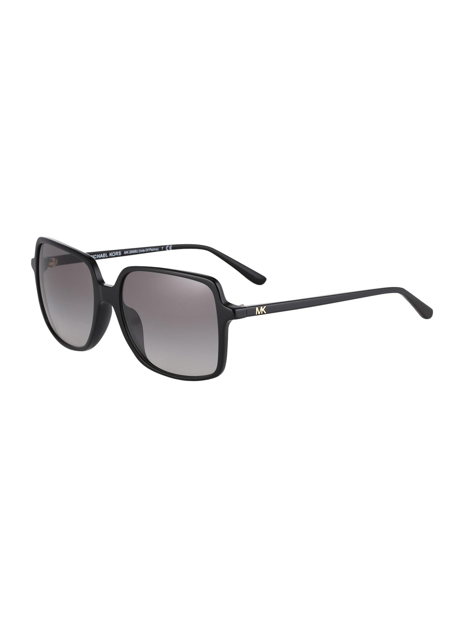 Sluneční brýle ISLE OF PALMS černá Michael Kors