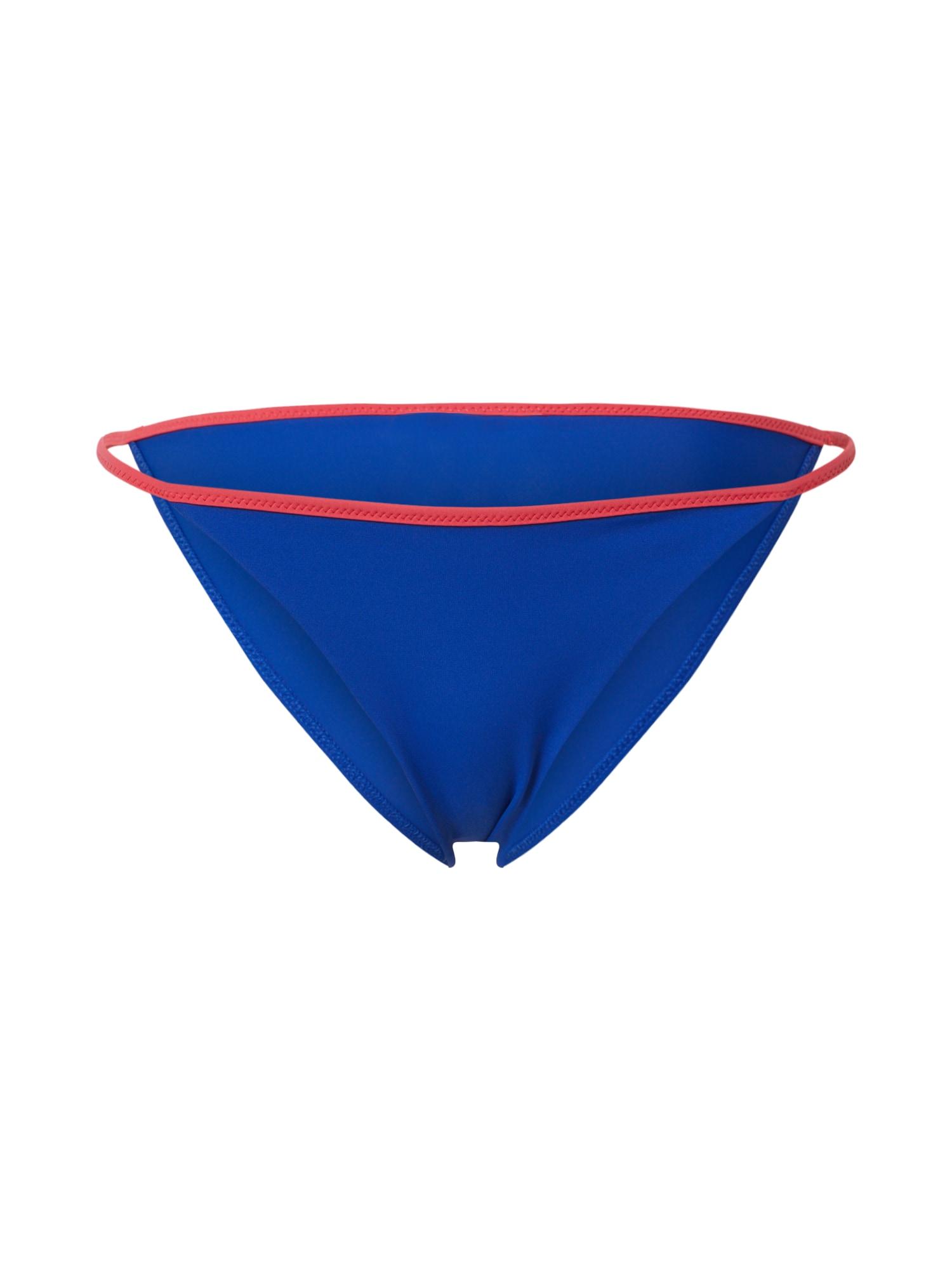 Tommy Hilfiger Underwear Bikinio kelnaitės mėlyna