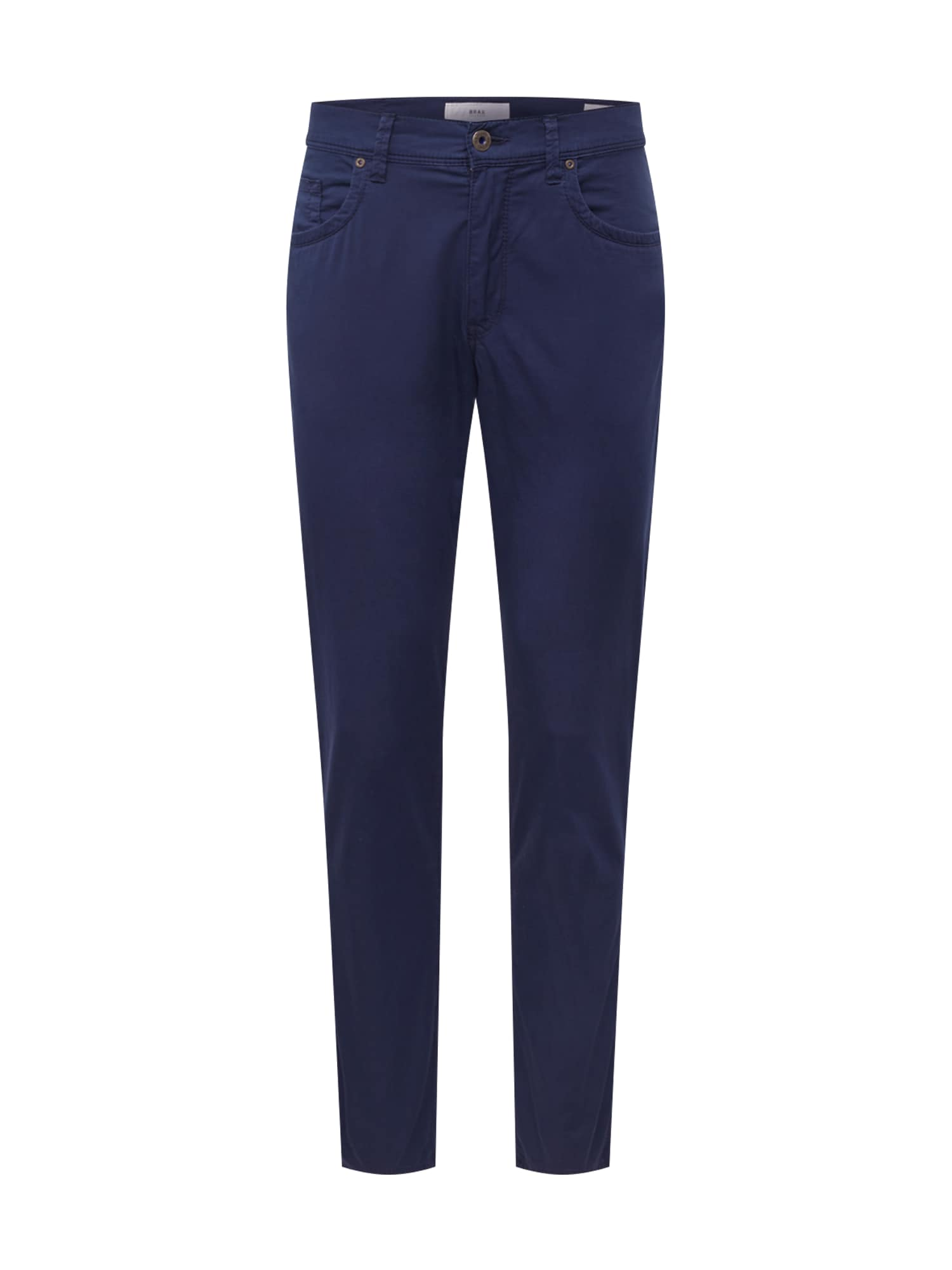 Kalhoty ultralight námořnická modř BRAX
