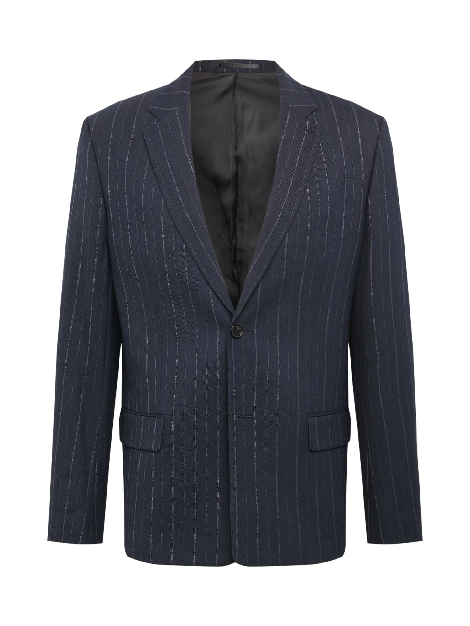 Filippa K Klasikinis švarkas balta / tamsiai mėlyna