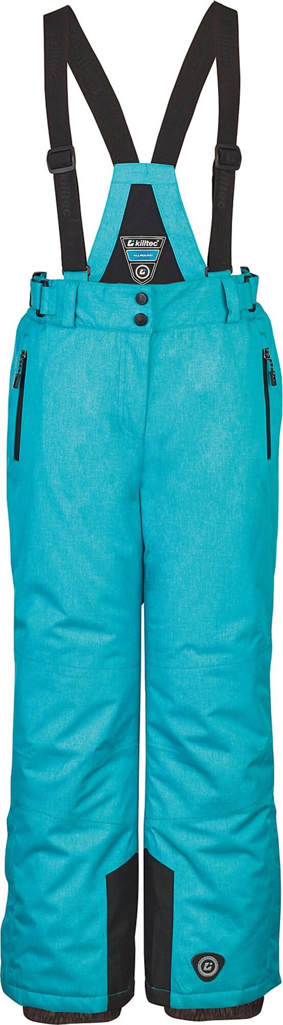 KILLTEC Outdoorové kalhoty 'Nadiana'  aqua modrá