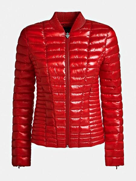 Jacken für Frauen - GUESS Jacke rot  - Onlineshop ABOUT YOU
