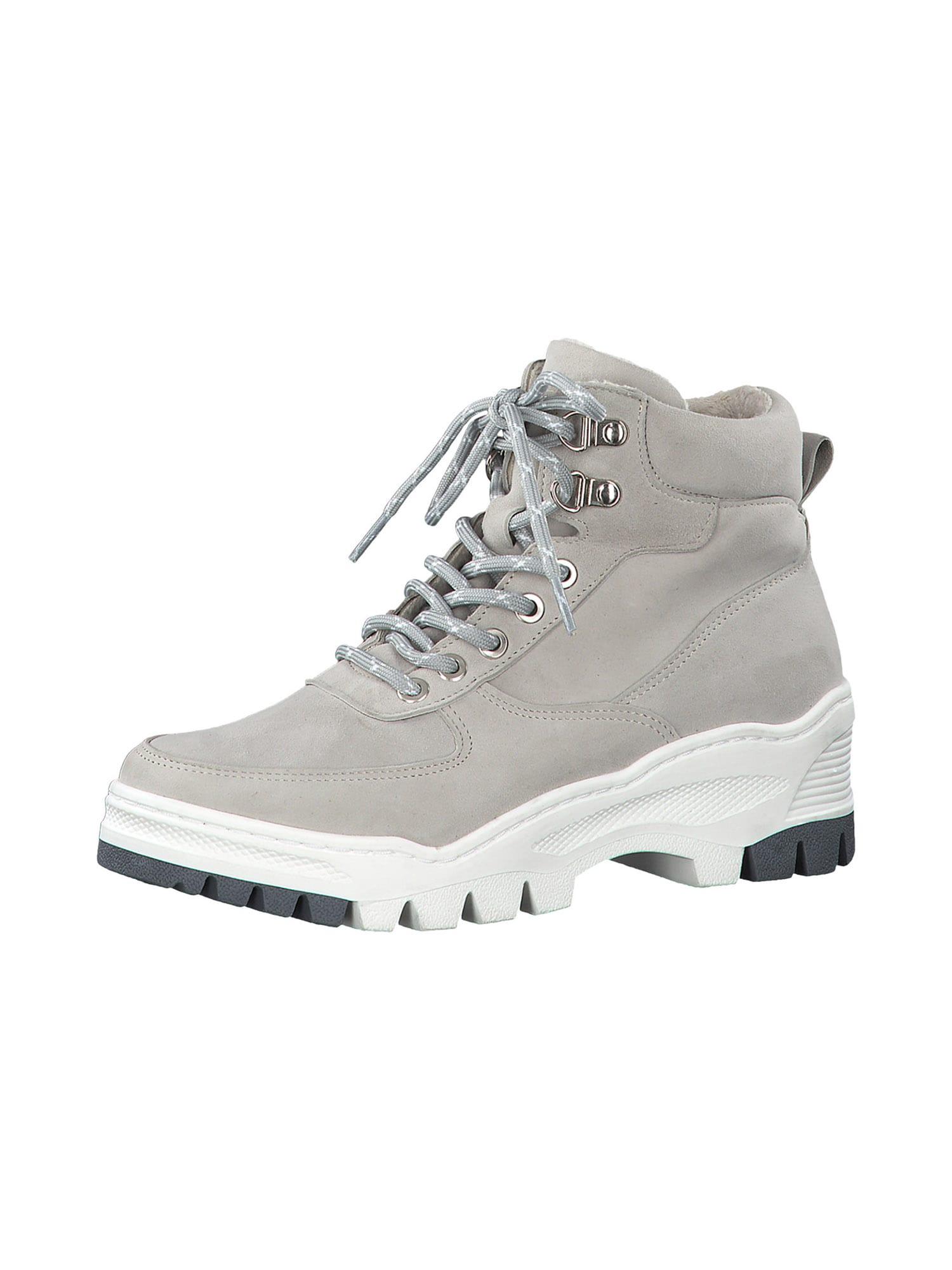 TAMARIS Auliniai batai šviesiai pilka