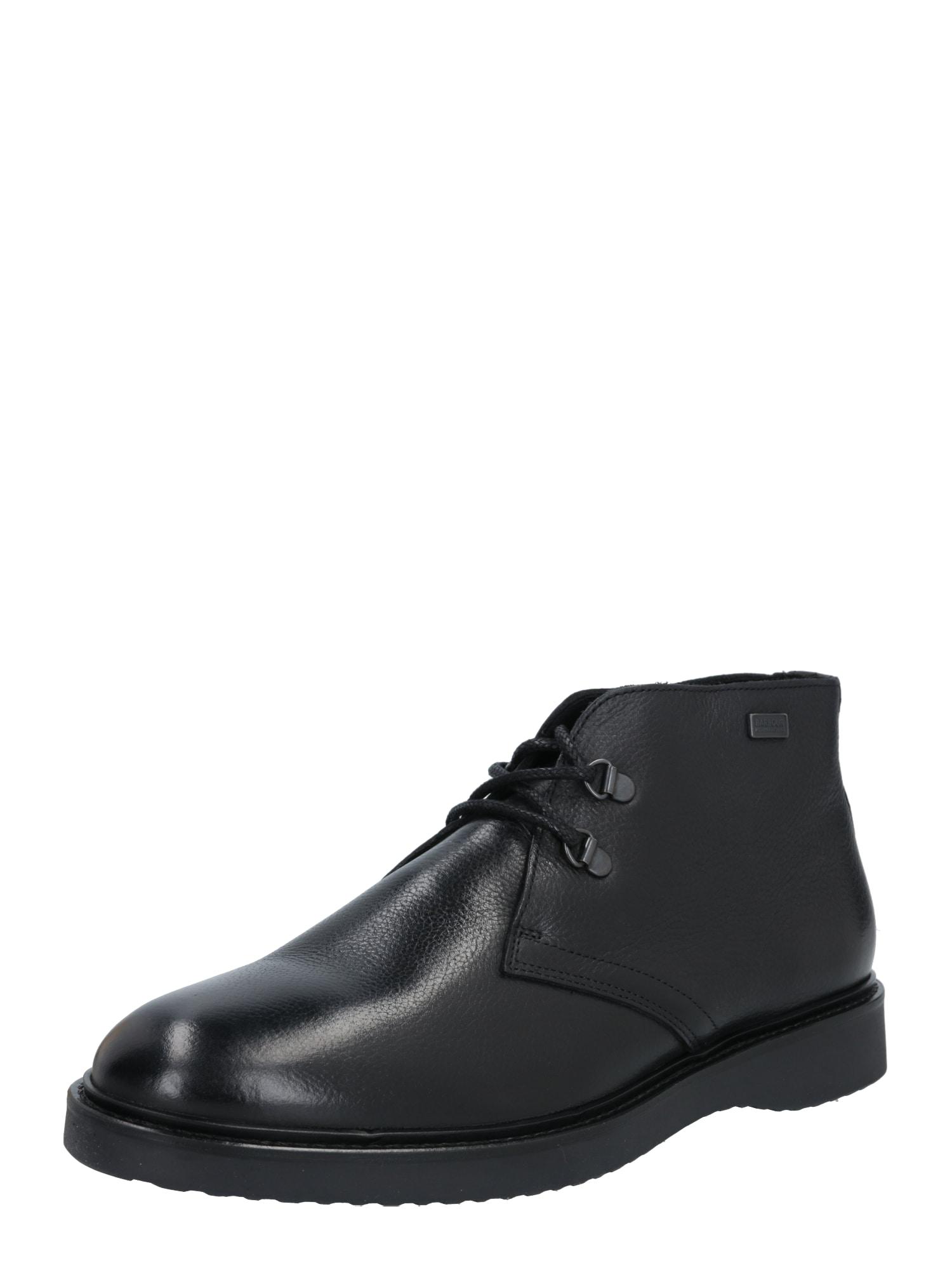 Barbour International Auliniai batai su kulniuku 'Piston' juoda
