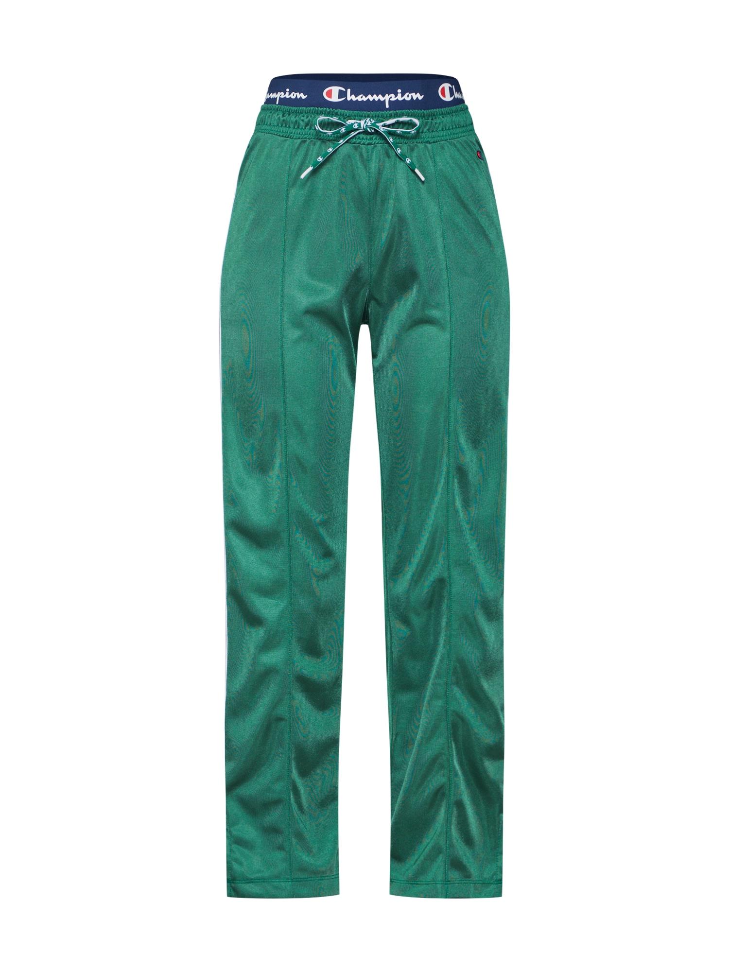 Kalhoty Rochester Straight Hem Pants Brand Manifesto modrá zelená červená Champion Authentic Athletic Apparel