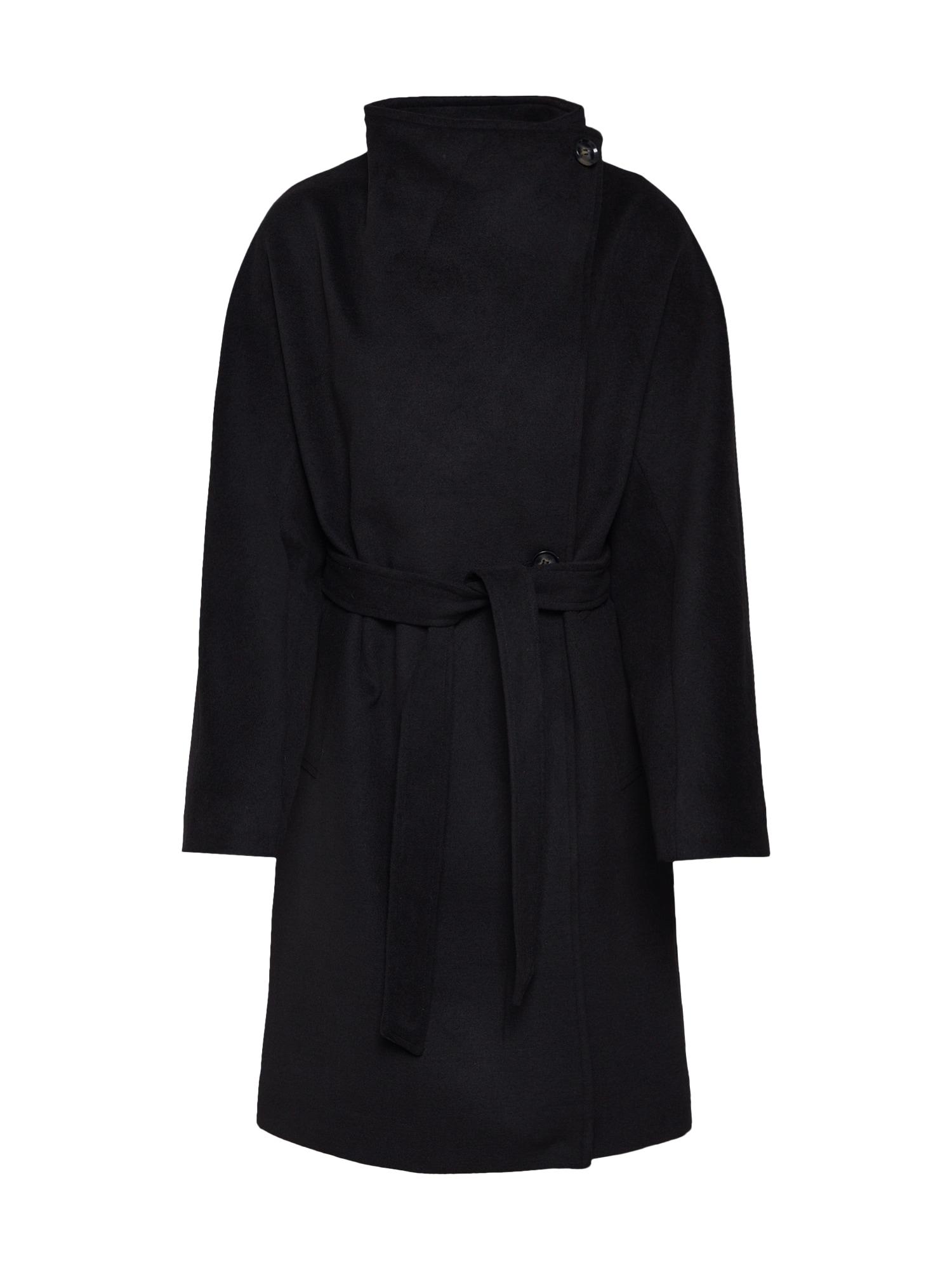 ABOUT YOU Rudeninis-žieminis paltas 'Charis' juoda
