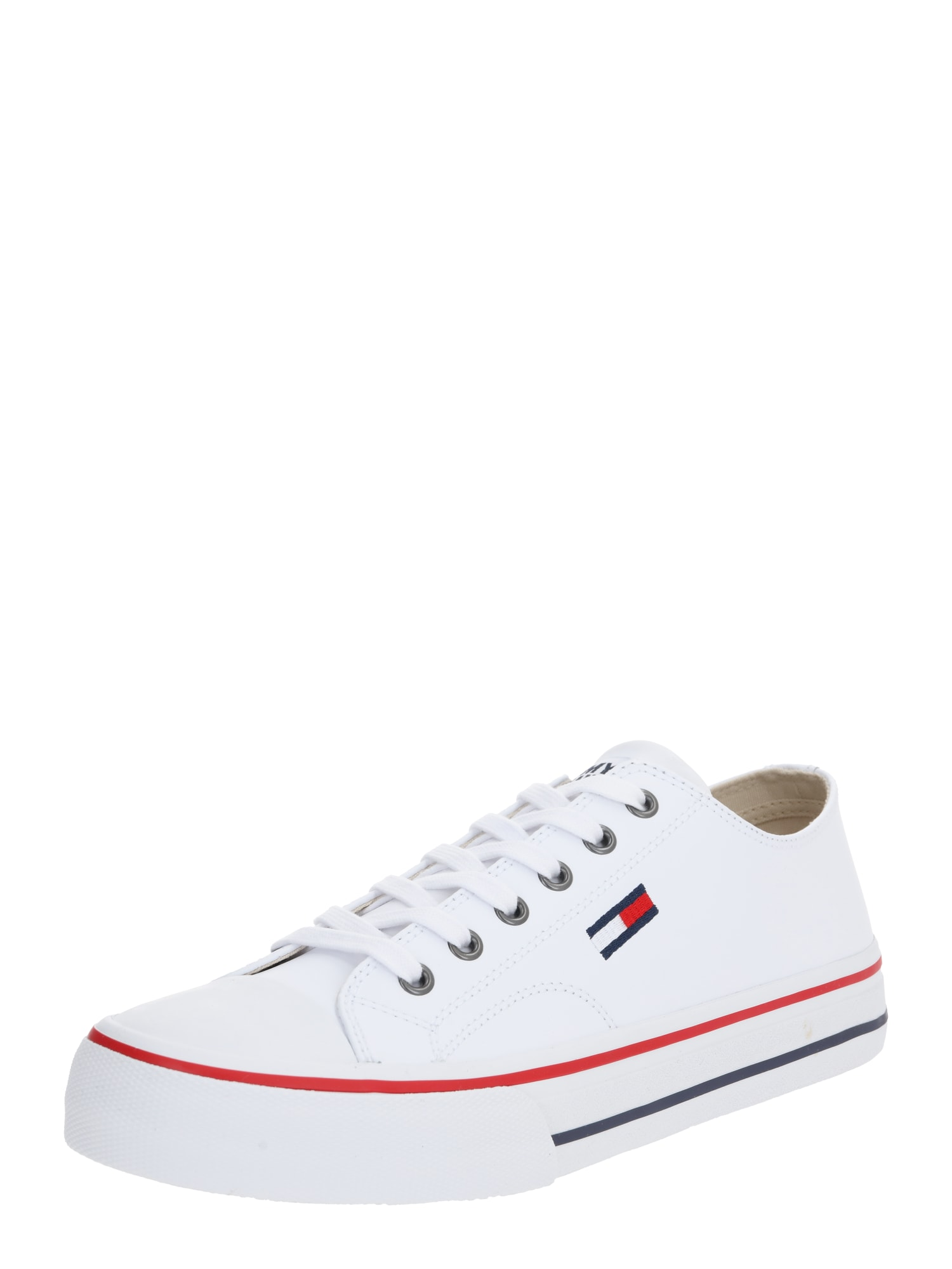 Tommy Jeans Sportbačiai be auliuko balta