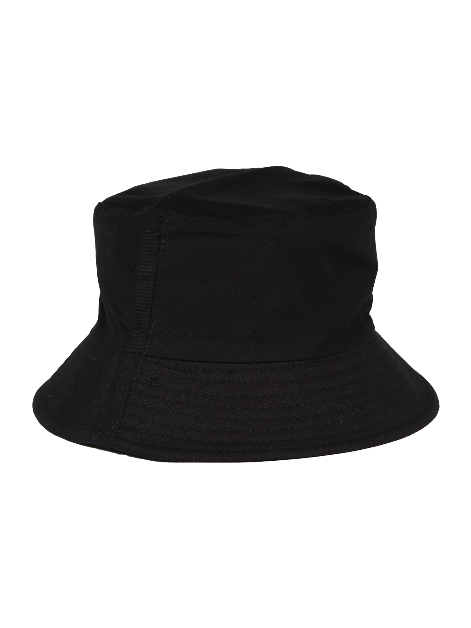 ABOUT YOU Megzta kepurė 'Clara' juoda