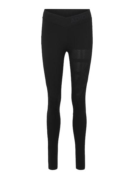 Sportmode für Frauen - ADIDAS PERFORMANCE Sporthose 'ASK TEC LT BP' schwarz  - Onlineshop ABOUT YOU