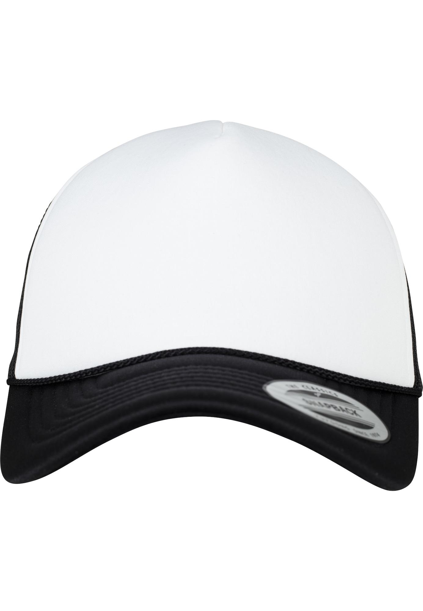Cap 'Foam Trucker Curved Visor' | Accessoires > Caps > Visors | Flexfit