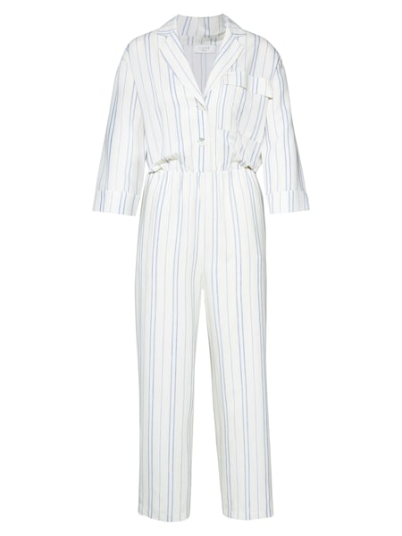 Hosen - Overall 'Silverly' › NORR › creme hellblau  - Onlineshop ABOUT YOU