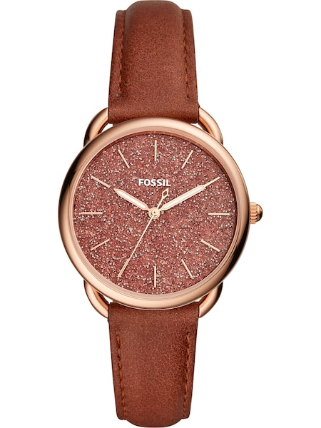 Uhren für Frauen - FOSSIL Damenuhr braun gold  - Onlineshop ABOUT YOU