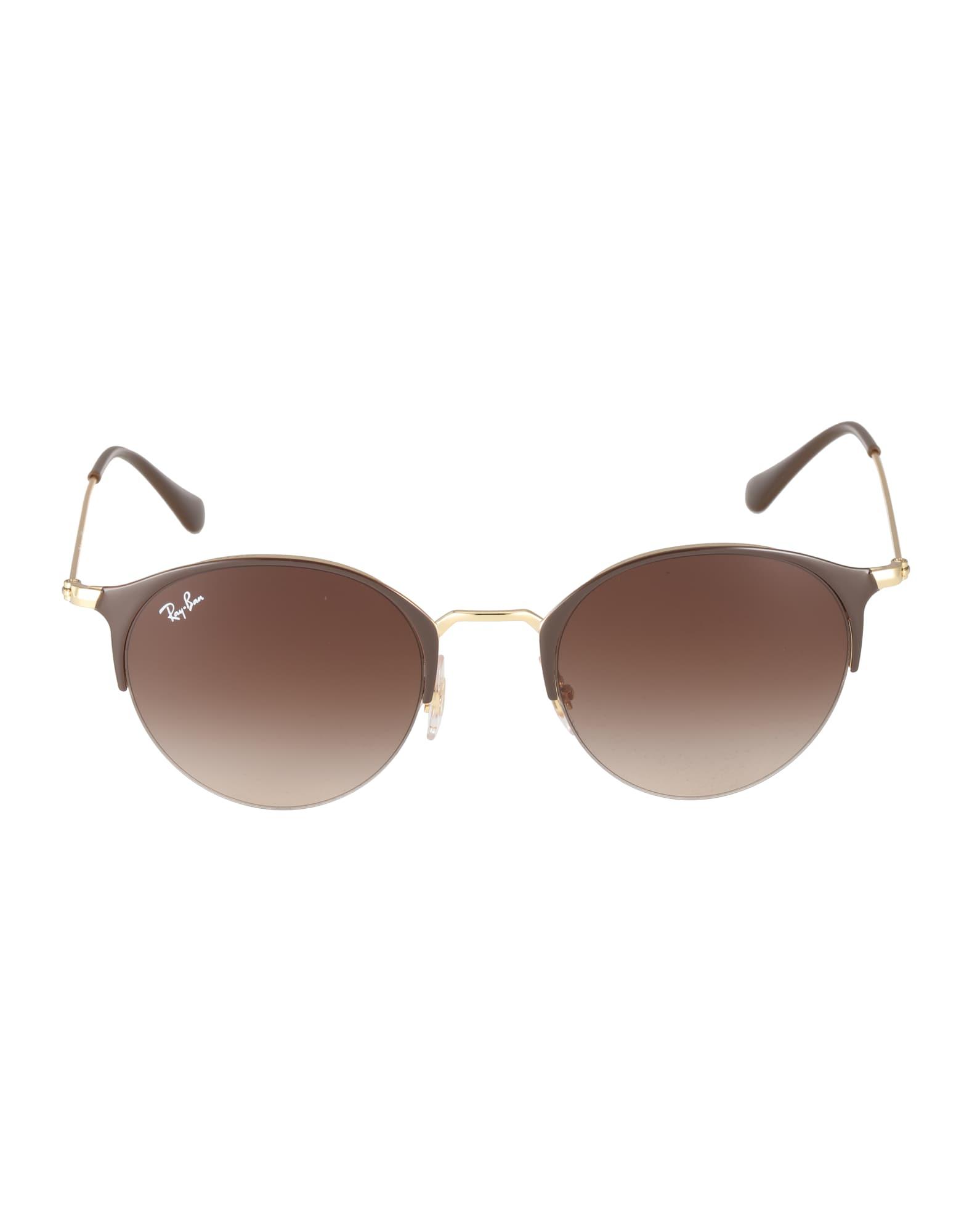 Sluneční brýle 0RB3578 hnědá zlatá Ray-Ban