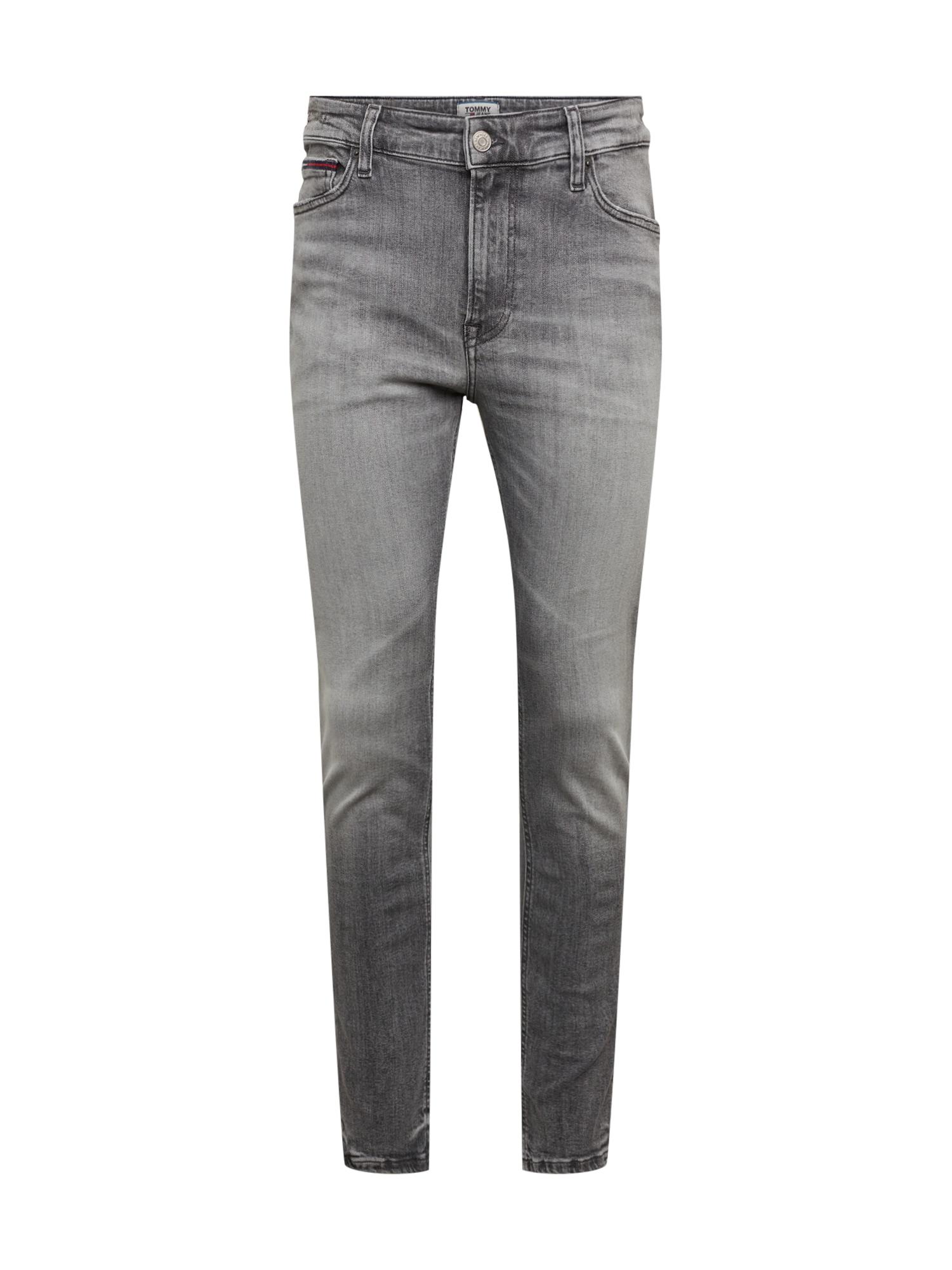 Tommy Jeans Džinsai pilko džinso