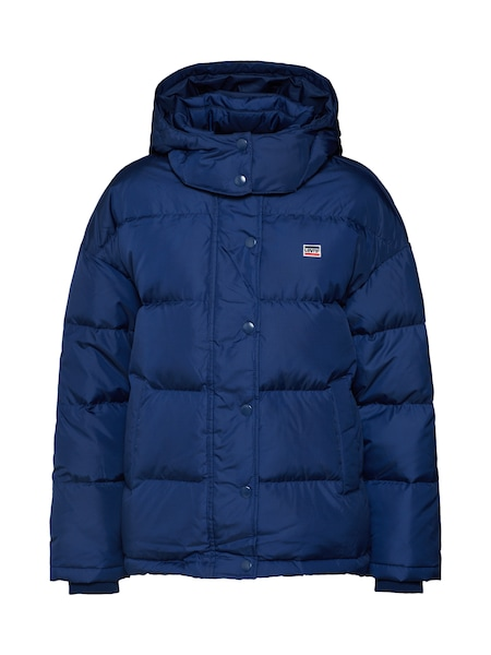 Jacken - Jacke 'MARTINA PUFFER' › Levi's › blau  - Onlineshop ABOUT YOU