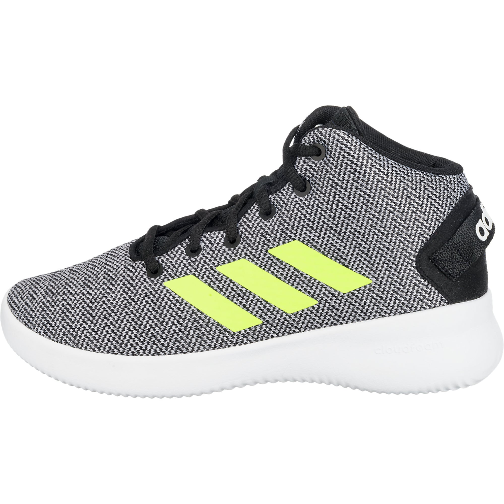 a0cebb5763 Kinder,Mädchen ADIDAS PERFORMANCE ADIDAS PERFORMANCE Sneakers High CF  REFRESH MID K anthrazit,