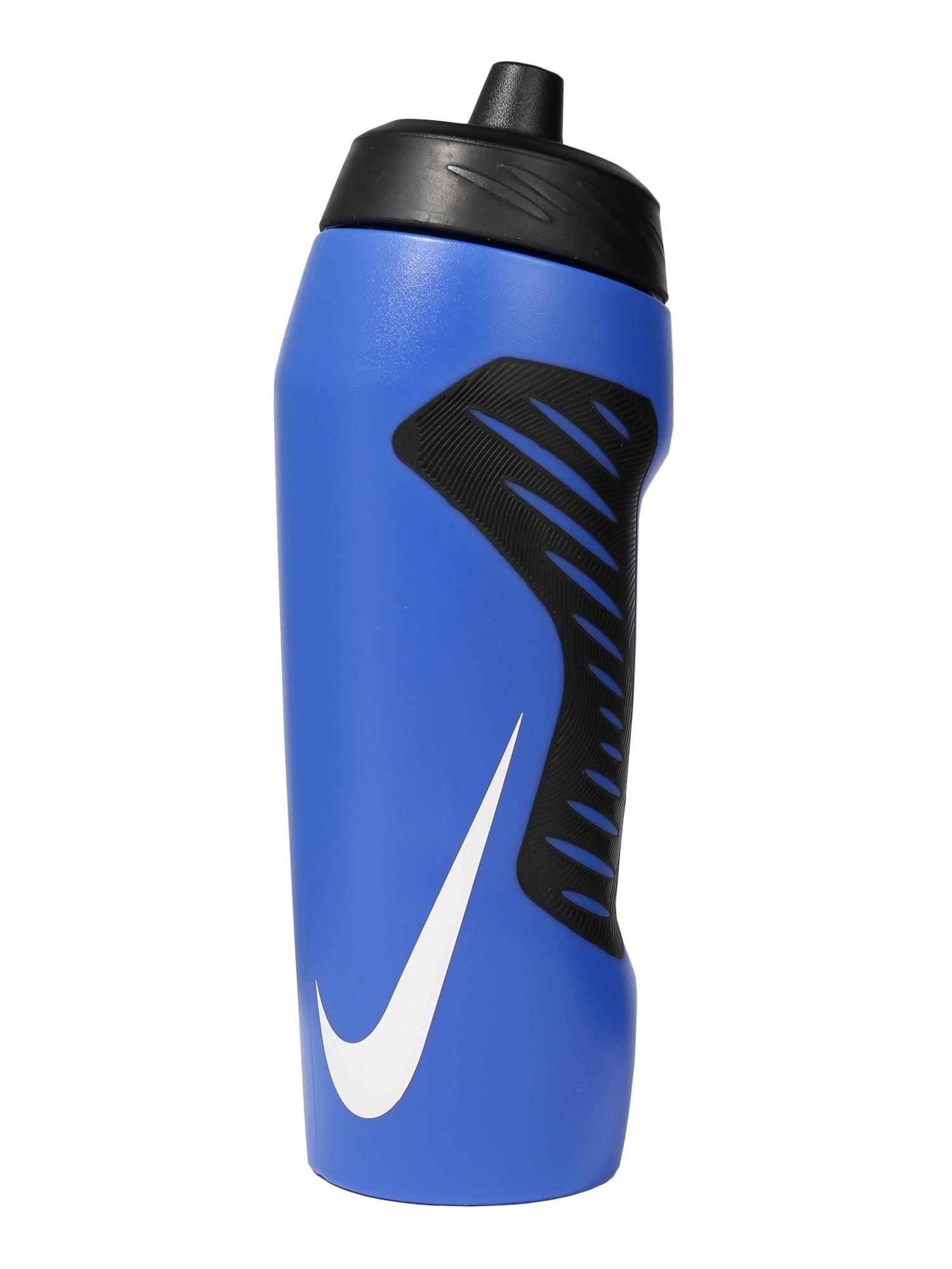 NIKE Accessoires Fľaša na vodu 'Hyperfuel Water Bottle 24oz (709 ml)'  tmavomodrá