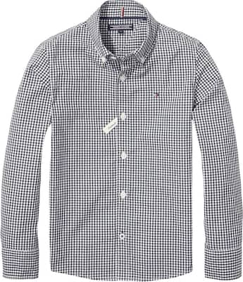 TOMMY HILFIGER Hemd 'AME SMALL GINGHAM SHIRT L/S'