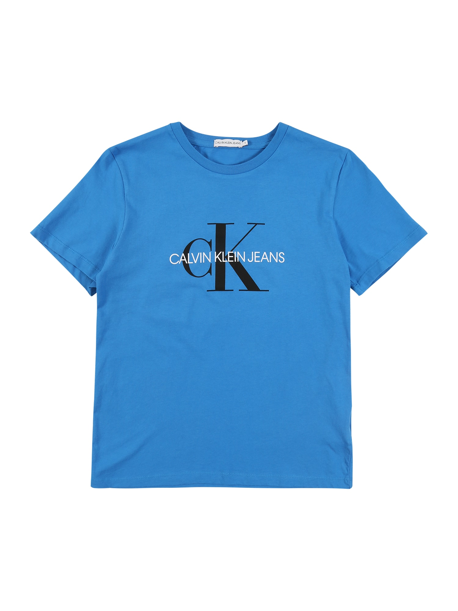 Calvin Klein Jeans Marškinėliai mėlyna