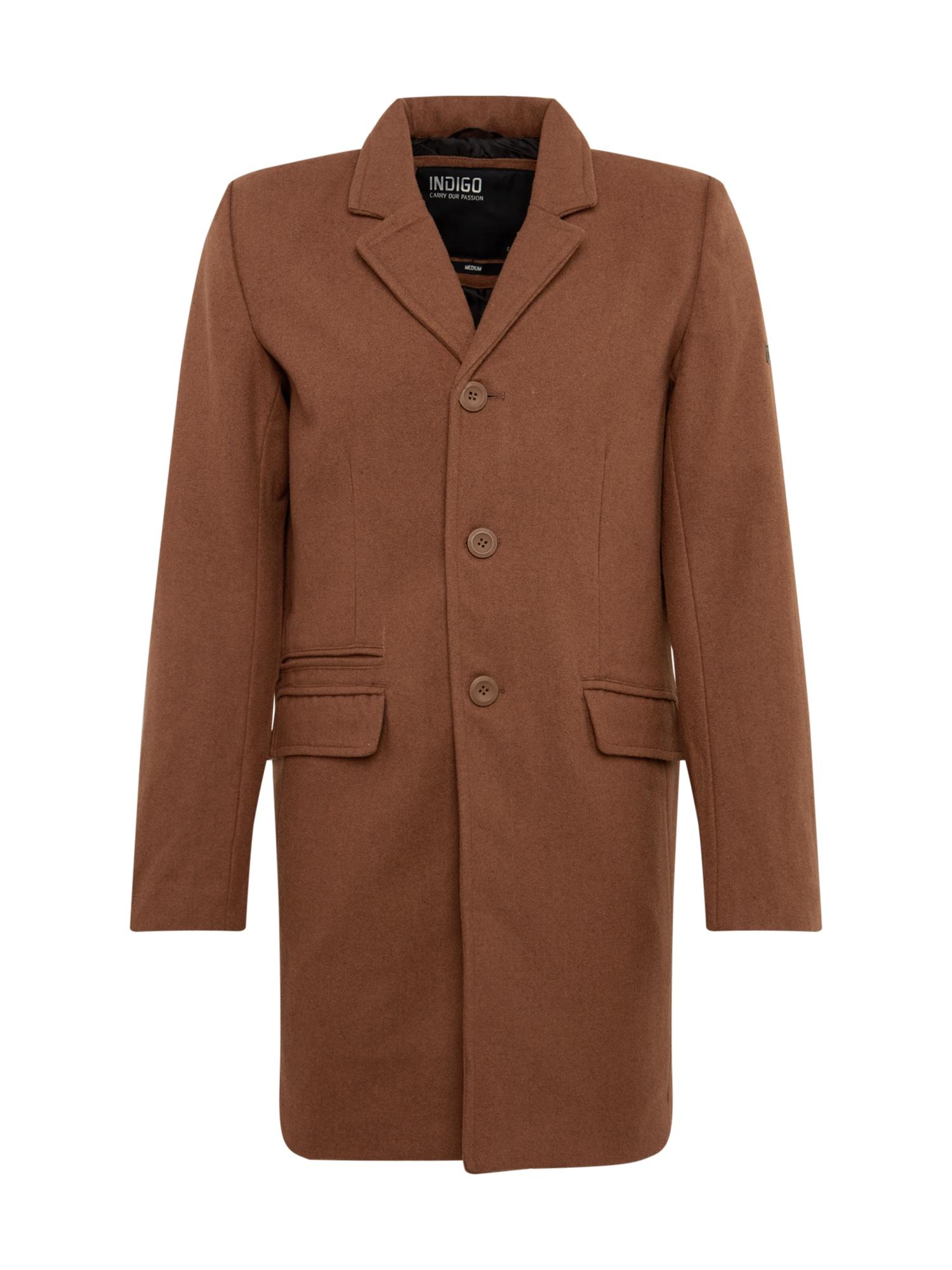 INDICODE JEANS Demisezoninis paltas