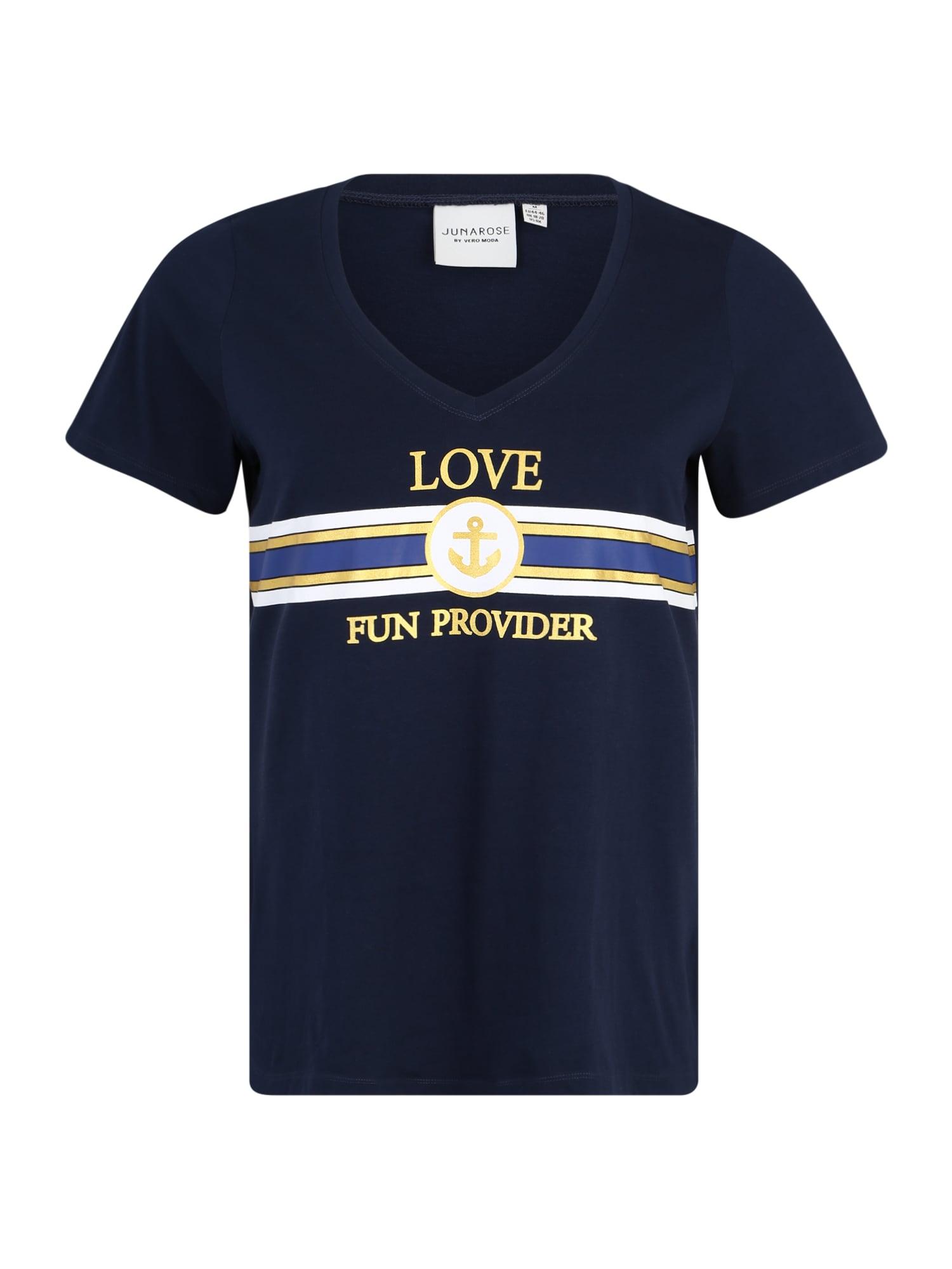 Junarose Marškinėliai 'JRSAILING ROXY' mėlyna