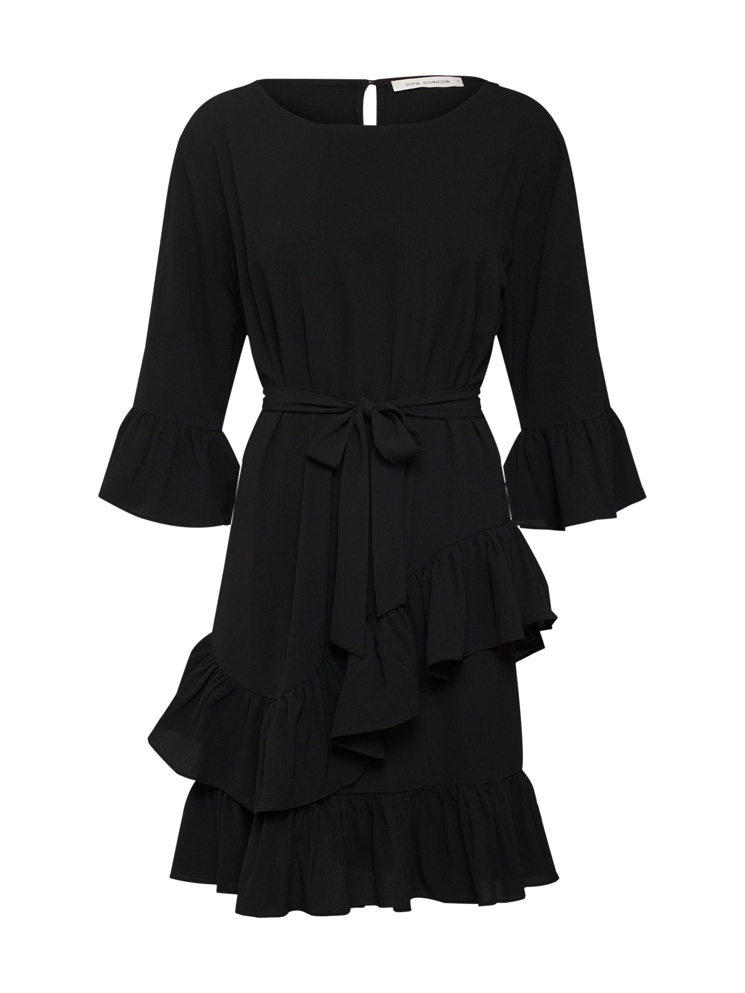 Šaty černá Sofie Schnoor