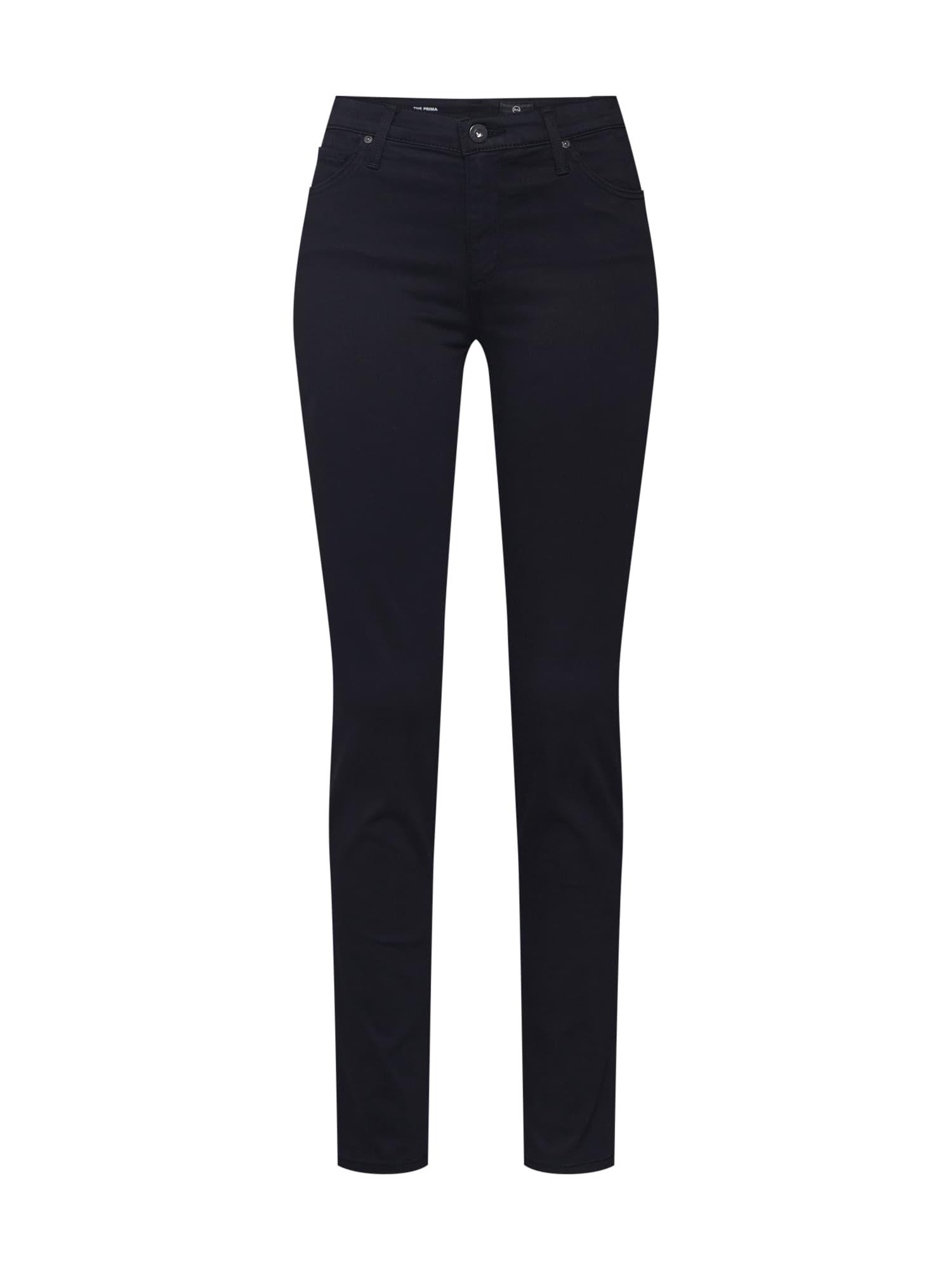 Džíny Prima černá AG Jeans