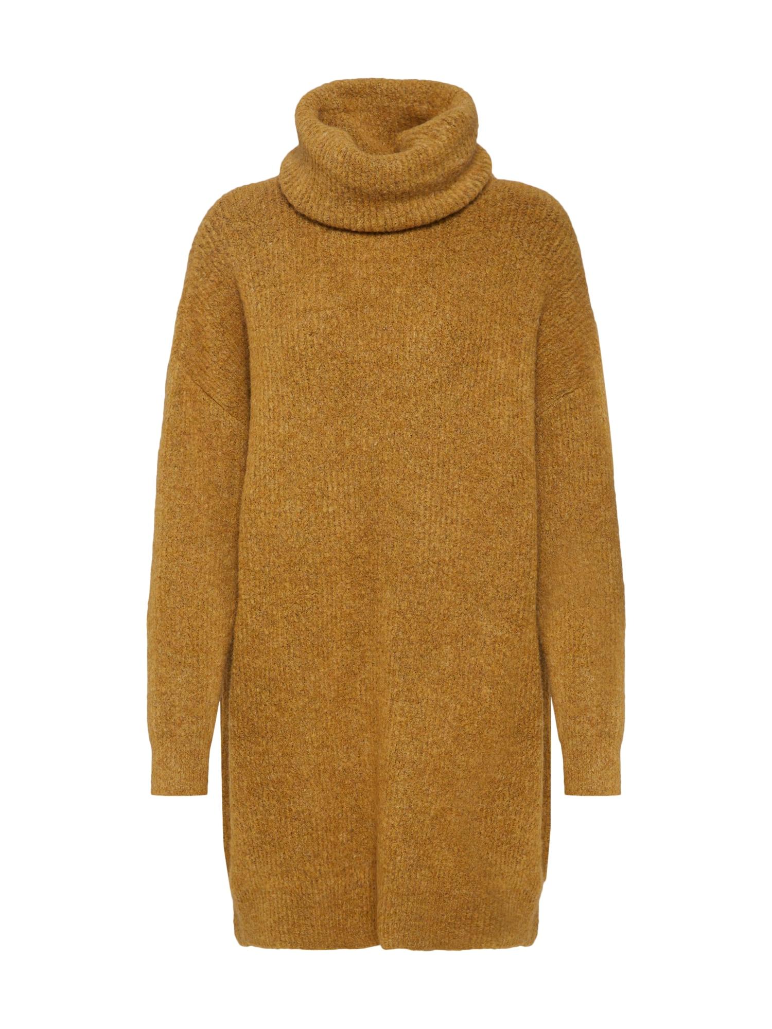 Šaty Rilla žlutá ROCKAMORA