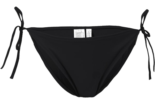 Bademode - Bikini Unterteil ' Cheeky String Side Tie W ' › Calvin Klein Underwear › schwarz  - Onlineshop ABOUT YOU