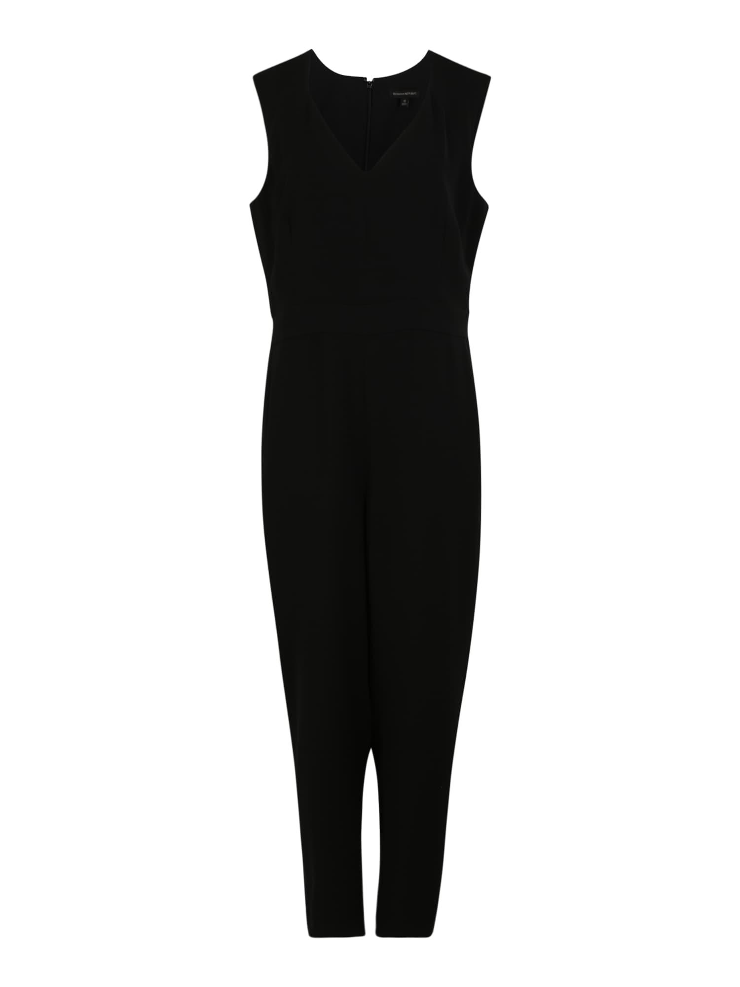Banana Republic Kombinezono tipo kostiumas juoda