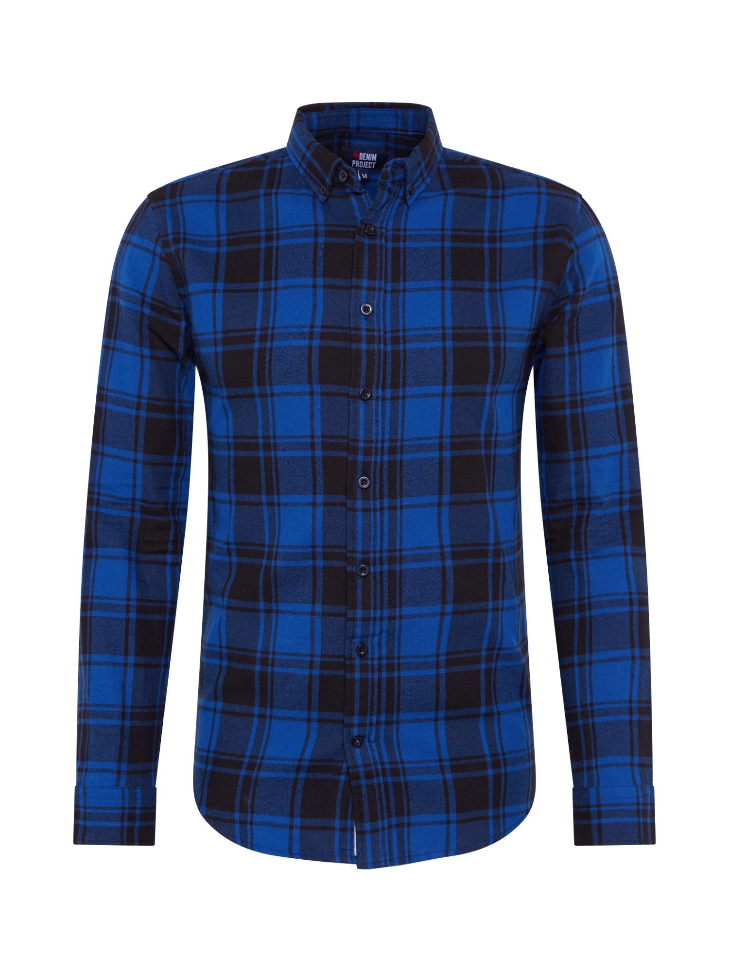 Denim Project Marškiniai mėlyna