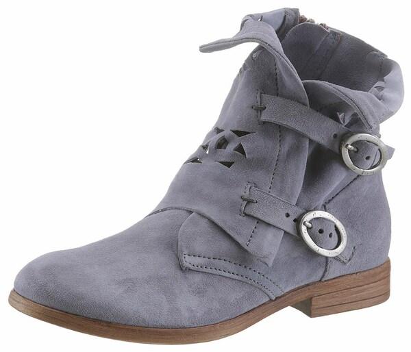 Stiefel für Frauen - ARIZONA Sommerboots blue denim - Onlineshop ABOUT YOU d44b66ac8c