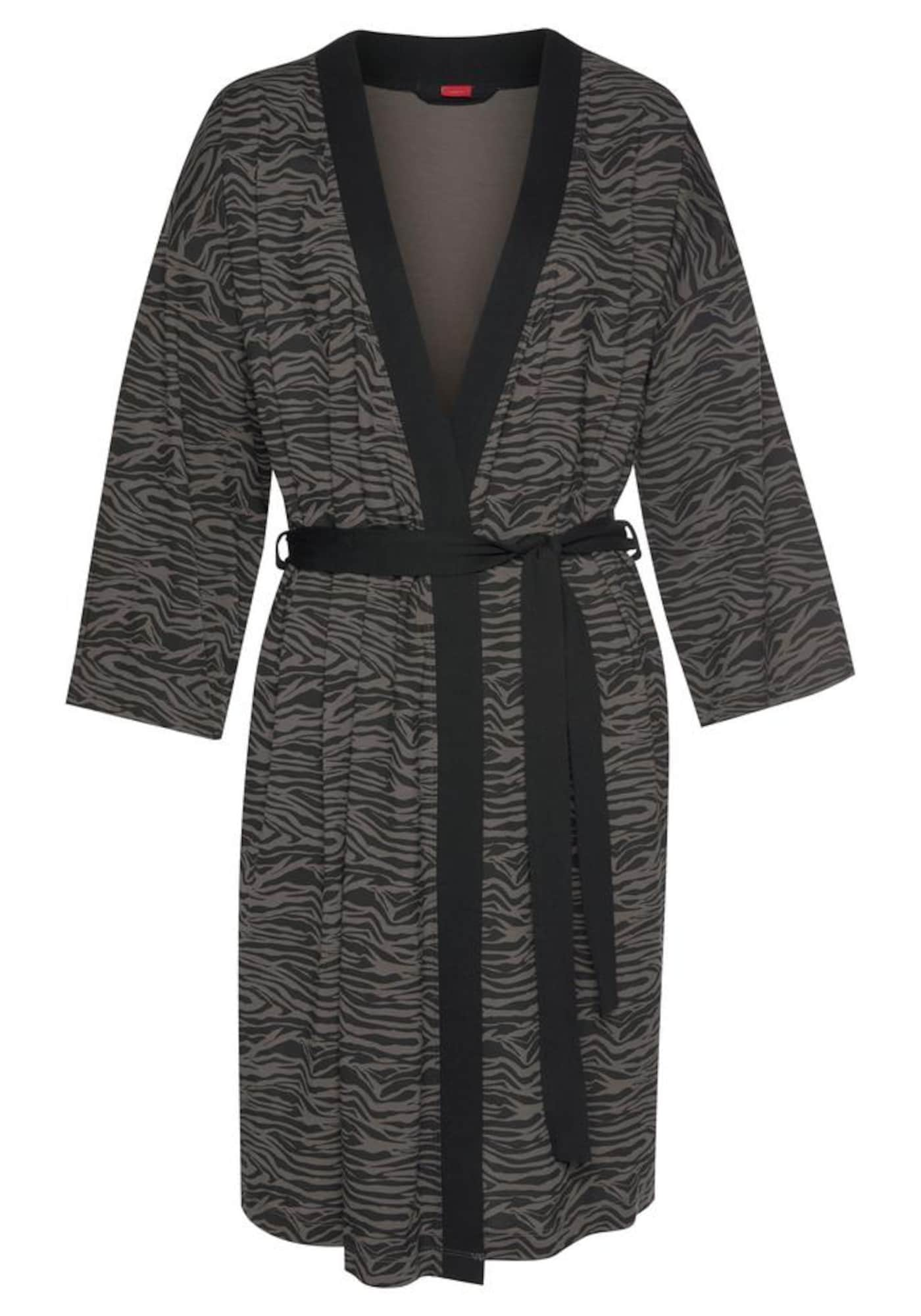 s.Oliver Kimono tamsiai pilka / juoda / ruda