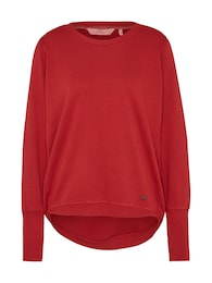 NÜMPH Damen Sweater Nikola rot | 05713301071451